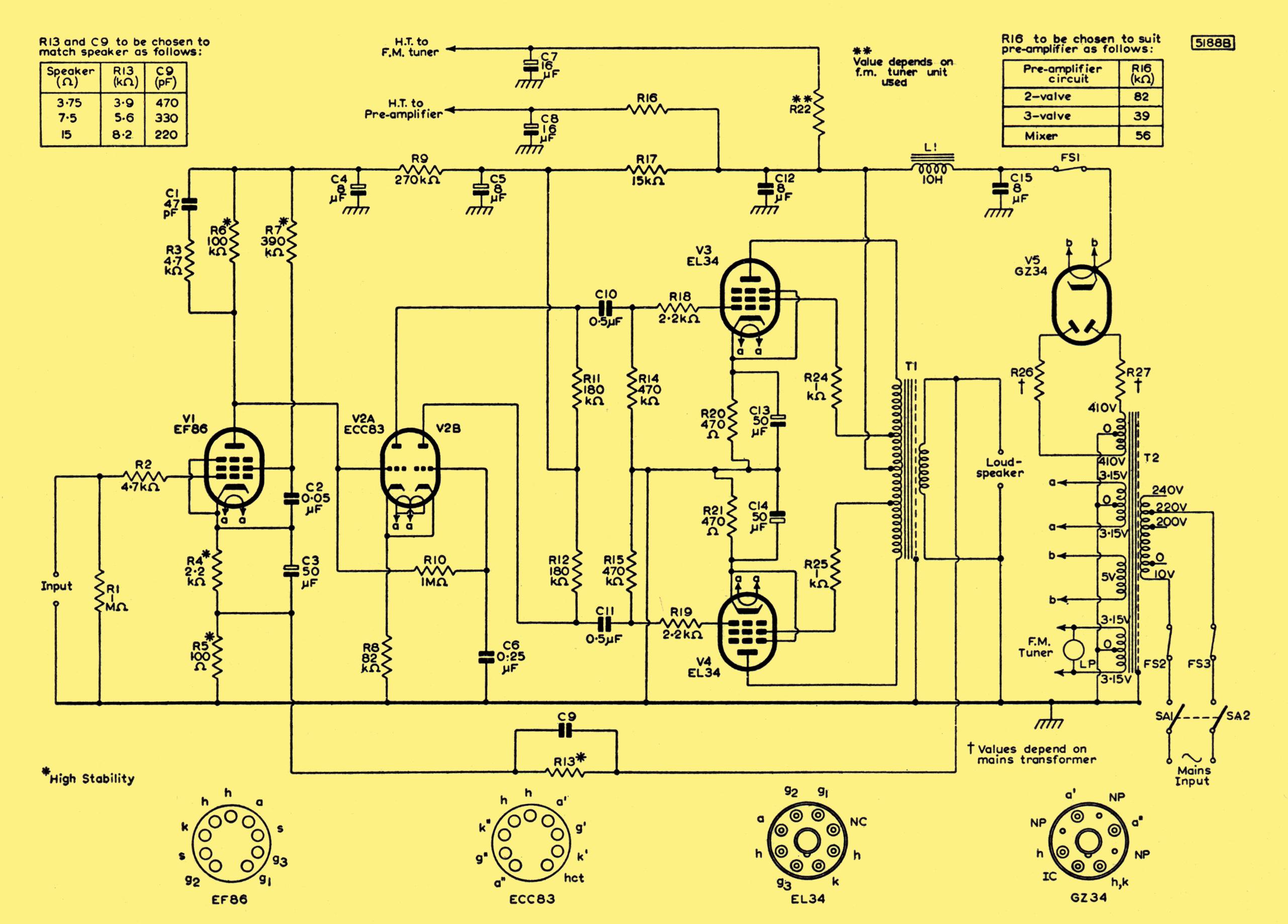 twenty-watt amplifier  www.r-type.org