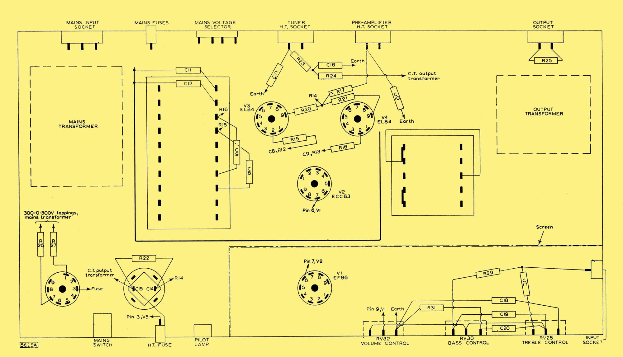 Ef Johnson Wiring Diagram For A Johnson Parts Diagram