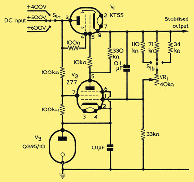 Tube Power Supply Circuit Diagram as well Small   Schematics further  on ste unk technology workings vacuum tube buffers