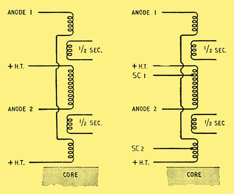 [DIAGRAM_5LK]  Ultra Linear Output Transformers   Output Transformer Wiring Diagram      www.r-type.org