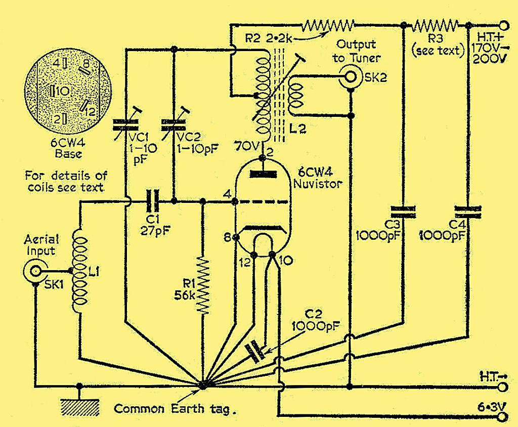 Art 150 on vacuum tube amplifier design
