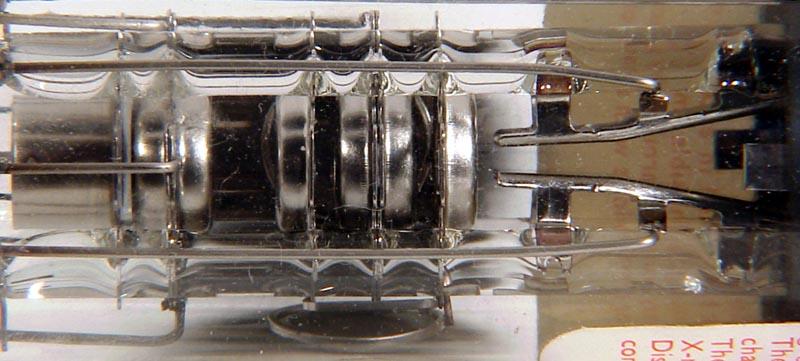 Electron Gun Assembly : D gh the valve museum