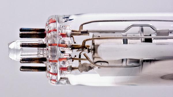 Electron Gun Assembly : K b the valve museum